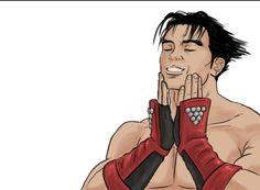 DAS MEM!!!!!!! Tekken Jin Kazama, Tekken 7, Fighting Games, Overwatch, Final Fantasy, Videogames, Fan Art, Memes, Drugs