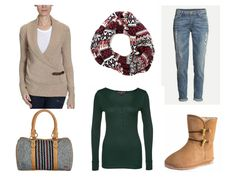 Tommy Hilfiger sweater Tommy Hilfiger tube scarf roxy bag booroo boots lindex top h&m jeans
