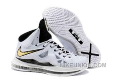 http://www.nikeunion.com/lebron-shoes-10-white-black-gold-medal-new-style.html LEBRON SHOES 10 WHITE BLACK GOLD MEDAL NEW STYLE : $69.27