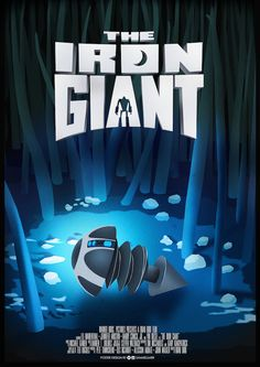 The Iron Giant Poster by Ellmer.deviantart.com on @DeviantArt