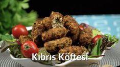Soğuk olarak da servis edebileceğiniz bir köfte çeşidi Kıbrıs köftesi tarifi.