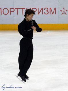 Gallery.ru / Фото #74 - Rostelecom cup 2009, мужчины, произвольная программа - White-Crow