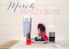 March Beauty Buys | Make up