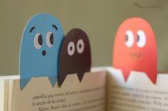 Marcadores para libros