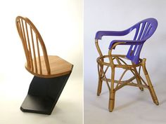 100 chairs in 100 days by martino gamper