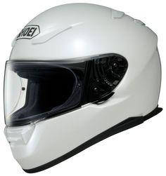kask XR-1100 SHOEI integralny kolor biały +szybka. Dostępny na www.Motocyklowy.pl #shoei #kask_motocyklowy