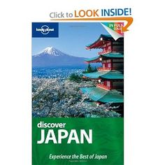 Lonely Planet Discover Japan (Travel Guide) --- http://itemsfortravel.net/