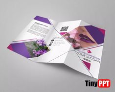 Google Slide Brochure Template Brochure Sample, Free Brochure, Brochure Design, Brochure Templates Free Download, Business Flyer Templates, Browser Chrome, Google Docs, Promote Your Business, Tri Fold
