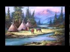 Dancing under the Moon - Native American Chant (+playlist) Native American Songs, Native American Print, Native American Paintings, Native American Wisdom, Native American Pictures, Native American History, American Indians, American Indian Tattoos, American Indian Art