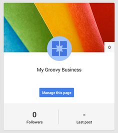 Connect a Google+ Page to yourBlog — Support — WordPress.com