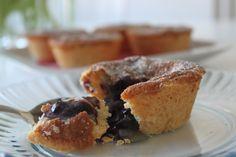 Glutenfria Blåbärsmazariner Fika, Something Sweet, Muffins, Keto, Lchf, Tart, French Toast, Gluten Free, Bread