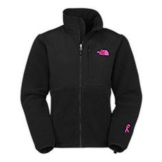 North face Breast cancer awareness. Great product, great cause