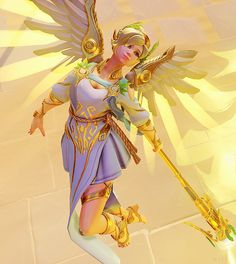 Overwatch - Angelic Elevation