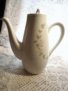 Vintage Tea Pot Style House Tudor Rose | eBay