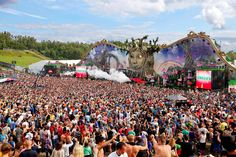 #tomorrowland #2011 #belgium #mydream