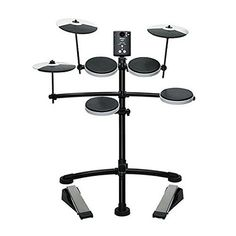 Roland TD1K VDrums  Entry Level Compact Electronic Drum Kit -- Check this awesome product by going to the link at the image.Note:It is affiliate link to Amazon.