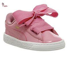 puma basket heart neonato