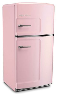 Retro refrigerators — 7 places to get them in pink (and other colors, too)