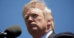 """Donald Trump is confidence personified. In fact, at times his over-the-top confidence borders on braggadocio. In 2004, he was quoted in The Daily News saying, """"All of the women on The Apprentice flirted with me—consciously or unconsciously. That's to be expected."""" Current President, Free To Use Images, Blue Streaks, Us Presidents, High Quality Images, Economics, Flirting, Einstein, Donald Trump"""