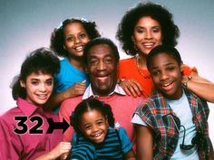 34. The little girl from The Cosby Show's  is 32 years old.   48 things that will make you feel old. :(  The last one is best :)