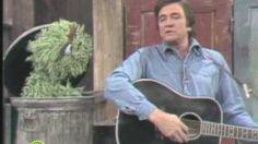 Sesame Street: Johnny Cash Sings Nasty Dan, via YouTube.