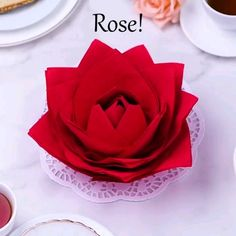 / lot Table Napkin Square Satin Fabric – knitting is as easy as … – Modern Diy Crafts Hacks, Diy Home Crafts, Diy Projects, Ostern Party, Deco Table, Diy Gifts, Homemade, Table Decorations, Tableware