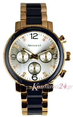 Ferrucci γυναικείο ρολόι, 79.00€.