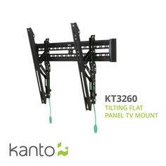 Kanto KT3260 Tilting Wall Mount for 32- to 60-in. Flat Panel TVs