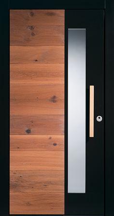 Pieno Haustüre Grenoble mit Altholz-Applikationen. Die exklusiven Pieno Haustüren jetzt auch bei Fenster-Schmidinger in Gramastetten in Oberösterreich erhältlich. Infos auf unserer Website www.fenster-schmidinger.at  #Haustüren #Doors #Altholz #Eingangstüren #Exklusiv #Pieno