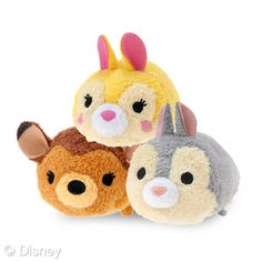 Add a Little Sugar Free Sweetness to Your Easter Basket With Disney Tsum Tsum Toys