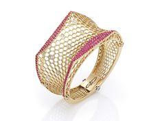 @Costis Jewelry beehive bracelet