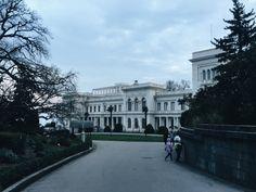 ↟ Eras of Elegance ↟, flamande: Livadia Palace. Yalta, Crimea.