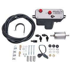 """Edelbrock U S A on Instagram: """"The Edelbrock Universal Fuel Sump Kit is the perfect solution for EFI fuel pump needs. This bolt-on Fuel Sump is designed to provide the…"""" Pressure Pump, Engine Swap, Sump, Kit, Performance Parts, Truck, Unique, Vehicles, Tanks"""