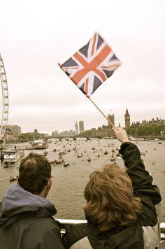 Queen's Diamond Jubilee, London