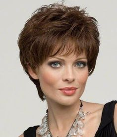 Cute Short Hairstyles for Square Faces – How to Flatter Square Face Shapes | CircleTrest
