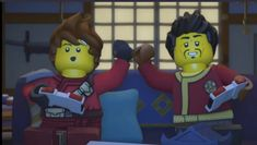 Ninjago Cole, Ninjago Kai, Ninjago Memes, Lego Ninjago, Lord Mesa Art, Art Challenge, Anime Comics, Legos, Cartoon Art