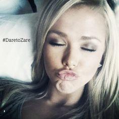 """Pucker Up For Today's #Bedtime Beauty   #ZařeBeauty :@angelialayton   @ZareBeauty   #DaretoZaře   #glow #beauty #skin #skincare #healthy #natural #nomakeup #photooftheday #nomakeupselfie #eyes #smile #pretty #DareToZare #daretobare #nofilter #selfie #hair #teamnatural #love #beautiful #girl #amazing #dontcare"" Photo taken by @zarebeauty on Instagram, pinned via the InstaPin iOS App! http://www.instapinapp.com (01/22/2015)"