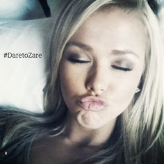 """Pucker Up For Today's #Bedtime Beauty 