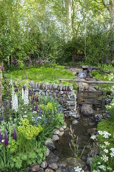 Joe swift naturalistic garden design