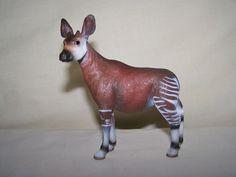 Okapi (Schleich - Wild Life) - Animal Toy Forum