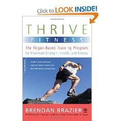 On the heels of his acclaimed vegan nutrition guide, Thrive, professional Ironman triathlete Brendan Brazier presents his own easy-to-apply system for total health and fitness, complete with detailed exercises and photos. Thrive Fitness explains how to gain maximum results in minimal time. Whether you're a time-crunched beginner or an experienced athlete, Thrive Fitness will help you sculpt strong, lean muscles; enhance the quality of your sleep; reduce body fat; minimize your risk of…