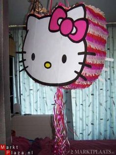 Parties are memorable with Hello Kitty birthday party. There are many Hello Kitty party supplies you can find so you have all the sources you. Hello Kitty Party Supplies, Hello Kitty Theme Party, Hello Kitty Themes, Hello Kitty Birthday, Piñata Hello Kitty, Hello Kitty Pinata, Decoracion Hello Kitty, Unicorn Pinata, Mexican Party Decorations