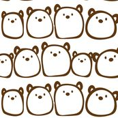 The Gum Bears by cutekotori
