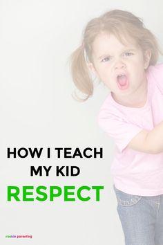 Teaching Kids Respect | 6 Best Parenting Strategies