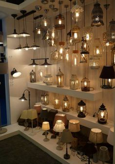 So many choices. What will you pick? Lighting Solutions, Choices, Chandelier, Ceiling Lights, Home Decor, Candelabra, Decoration Home, Room Decor, Chandeliers