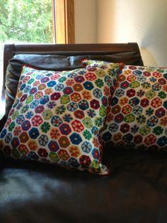 West Elm Sarah Campbell Pillow