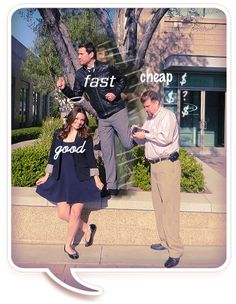 Good, Fast or Cheap? Picking Your SEO Vendor isn't Easy