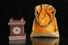 Brocade Potli Bag