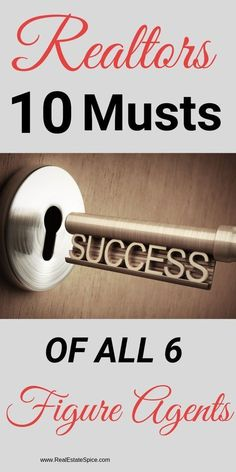 10 Musts All Successful Real Estate Agents Share Real Estate Signs, Real Estate Quotes, Real Estate Leads, Real Estate Website Templates, Real Estate Software, Real Estate Business, Real Estate Investing, Real Estate Marketing, Home Buying Tips