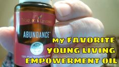 Abundance Essential Oil by Young Living. One of my EMPOWERMENT OILS! Young Living Oils, Young Living Essential Oils, Call Her, Abundance, It Works, Essentials, Personal Care, Pure Products, Self Care